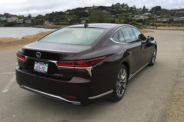 2018 Lexus LS 500: First Drive Review featured image large thumb1