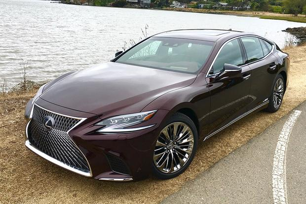 2018 Lexus Ls 500 First Drive Review Autotrader