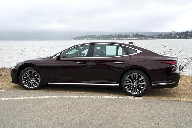 2018 Lexus LS 500: First Drive Review featured image large thumb3