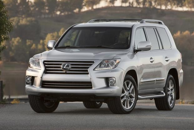 2013 Lexus LX 570: New Car Review