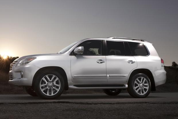 2014 Lexus LX: New Car Review featured image large thumb2