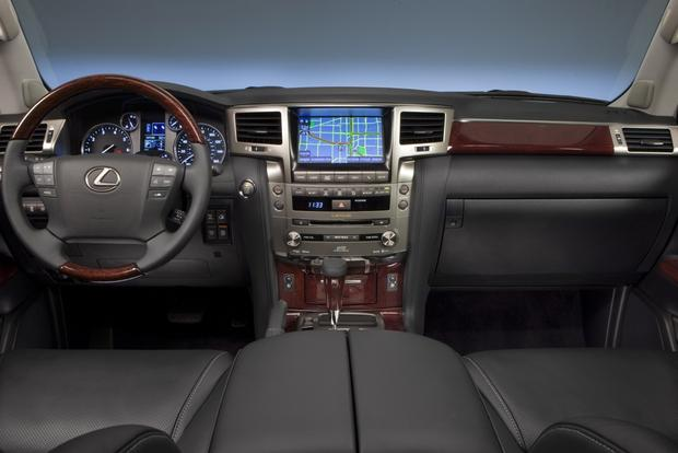 2014 Lexus LX: New Car Review featured image large thumb4