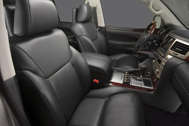 2014 Lexus LX: New Car Review featured image large thumb5