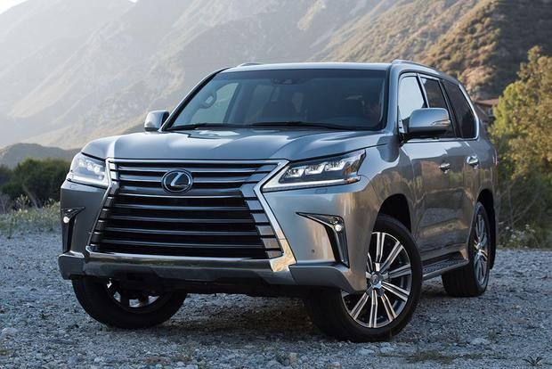 2006 Lexus LX 470 vs. 2016 Lexus LX 570: Is Newer Always Better? featured image large thumb0