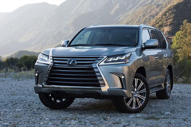 2016 Lexus LX: New Car Review featured image large thumb3