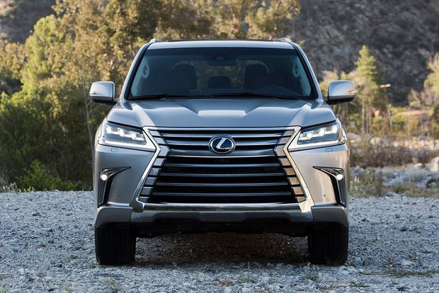 2017 Lexus LX: New Car Review featured image large thumb3