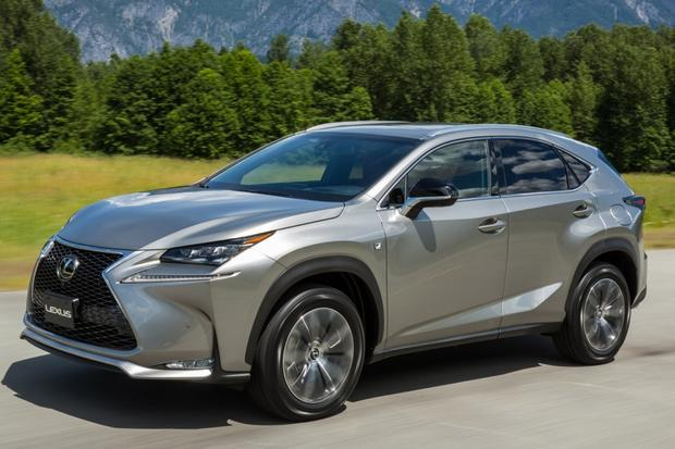 2015 Lexus NX: First Drive Review - Autotrader