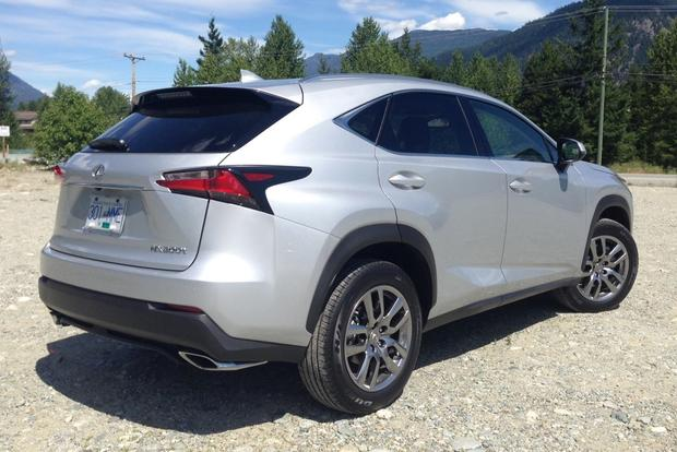 2015 Lexus NX: First Drive Review featured image large thumb3
