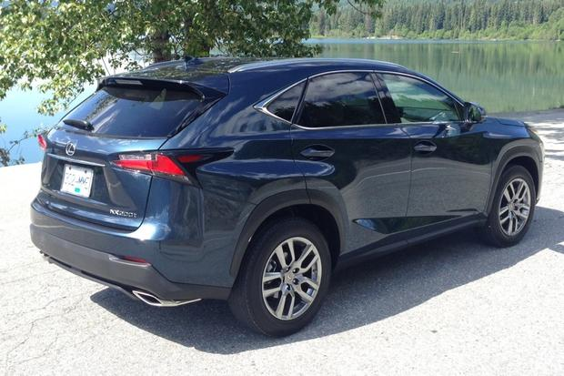 2015 Lexus NX: First Drive Review featured image large thumb7