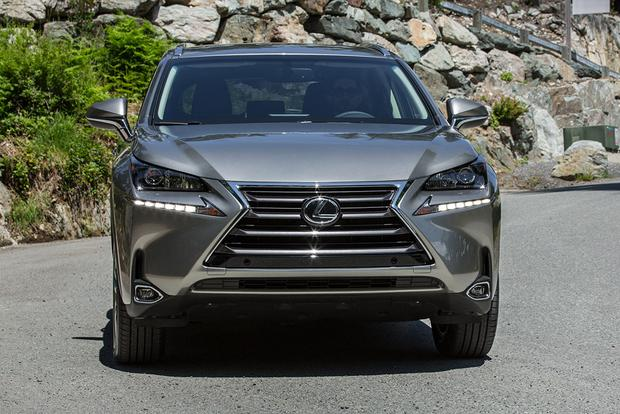 2015 Lexus RX vs. 2015 Lexus NX: What's the Difference? featured image large thumb5