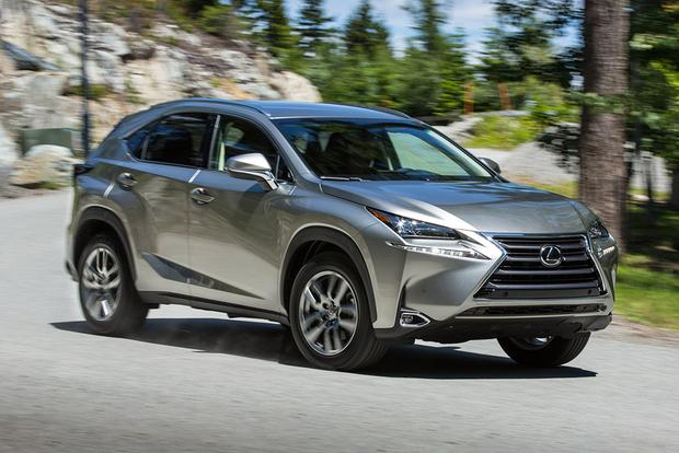 2015 Lexus RX vs. 2015 Lexus NX: What's the Difference? featured image large thumb7