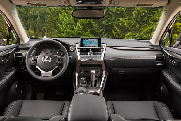 2015 Lexus RX vs. 2015 Lexus NX: What's the Difference? featured image large thumb1