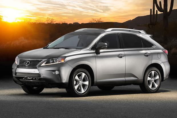 2015 Lexus RX vs. 2015 Lexus NX: What's the Difference? featured image large thumb0