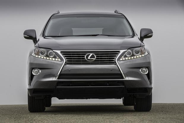 2015 Lexus RX vs. 2015 Lexus NX: What's the Difference? featured image large thumb6