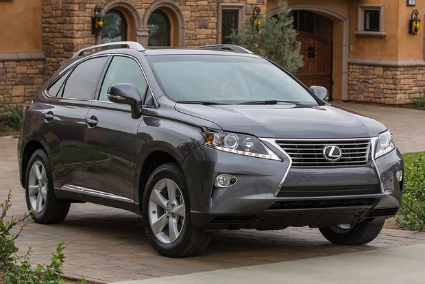 2015 Lexus RX vs. 2015 Lexus NX: What's the Difference? featured image large thumb8