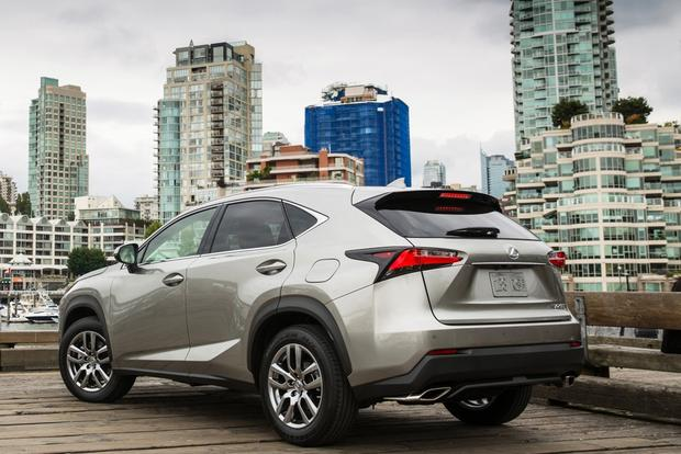 2015 Lexus NX: New Car Review featured image large thumb0