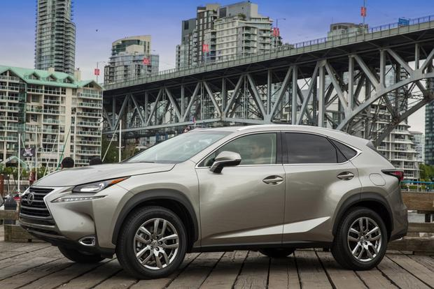 2015 Lexus NX: New Car Review featured image large thumb1