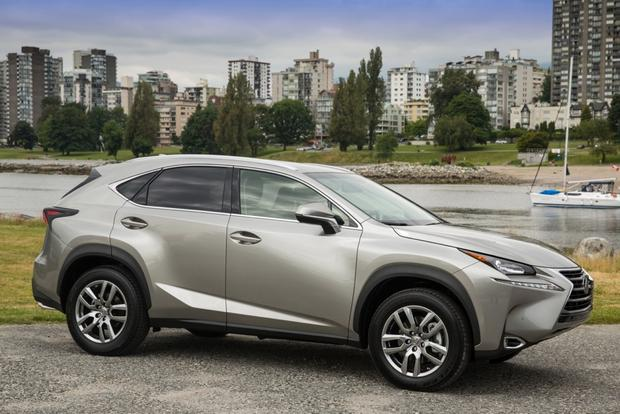 2015 Lexus NX: New Car Review featured image large thumb2