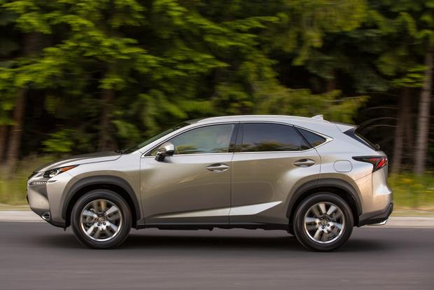 2015 Lexus NX: New Car Review featured image large thumb4