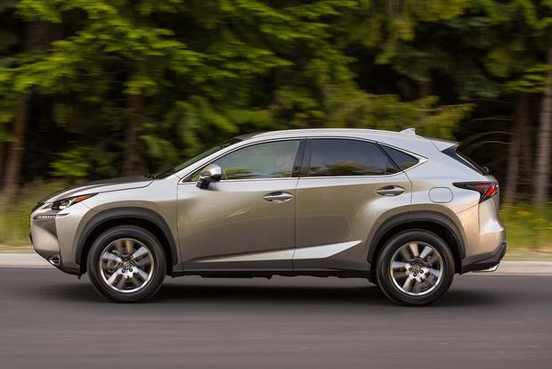2016 Lexus NX vs. 2016 Lexus RX: What's the Difference? featured image large thumb5