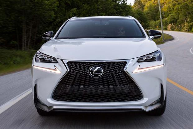 2016 Lexus NX vs. 2016 Lexus RX: What's the Difference? featured image large thumb9