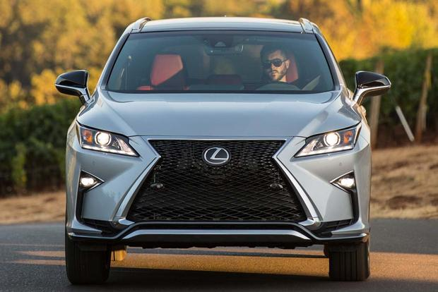 2016 Lexus NX vs. 2016 Lexus RX: What's the Difference? featured image large thumb10