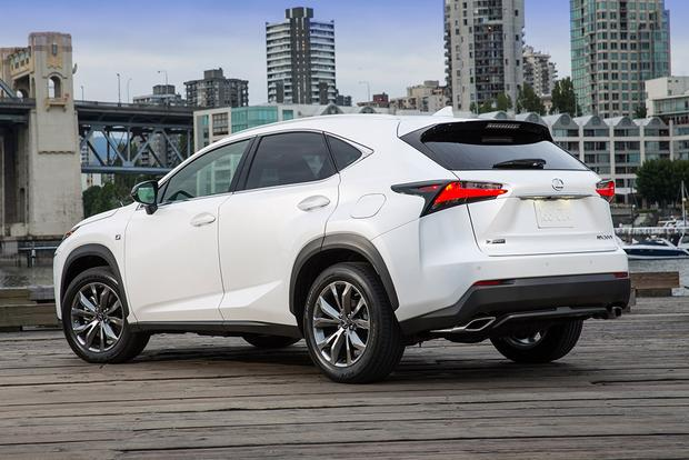 2017 Lexus NX: New Car Review featured image large thumb6