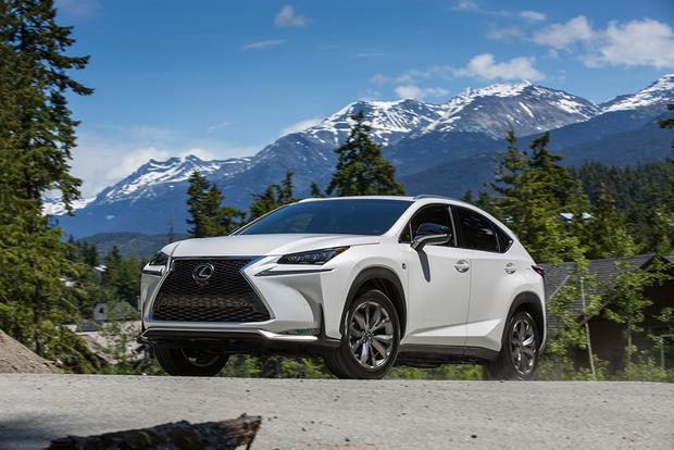 2017 Lexus NX: New Car Review