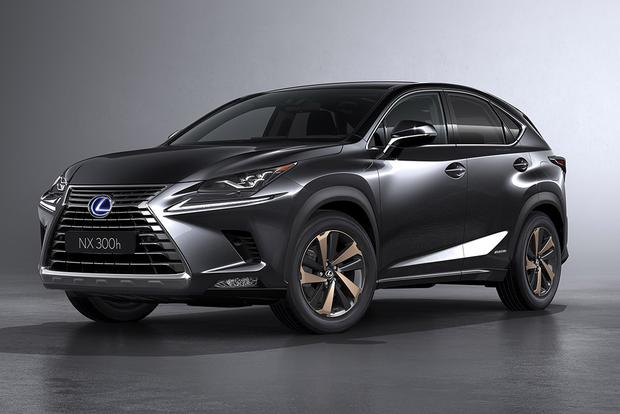 Lexus Nx Models Reviews News Autotrader