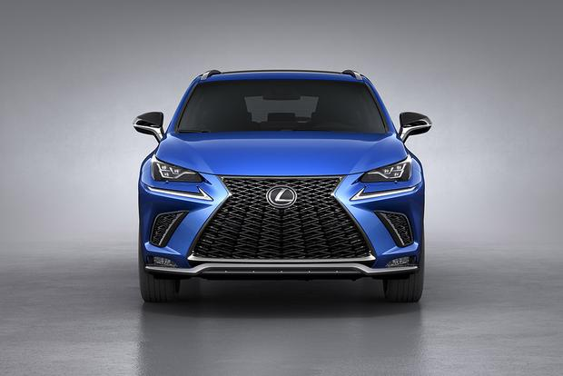 2018 Lexus NX: New Car Review featured image large thumb1