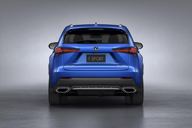 2018 Lexus NX: New Car Review featured image large thumb3