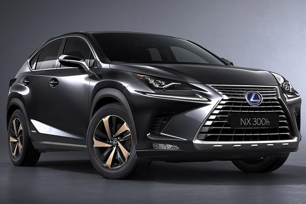 2018 Lexus NX: New Car Review featured image large thumb6