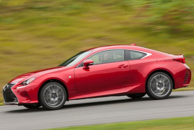 2015 Lexus RC 350: New Car Review featured image large thumb3