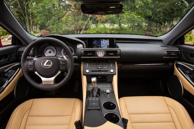 2015 Lexus RC 350: New Car Review featured image large thumb4