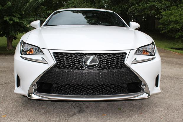2015 Lexus RC 350: Real World Review featured image large thumb0