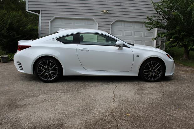 2015 Lexus RC 350: Real World Review featured image large thumb5