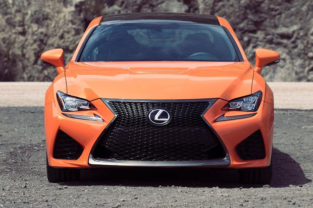 2015 Lexus RC F: New Car Review featured image large thumb2