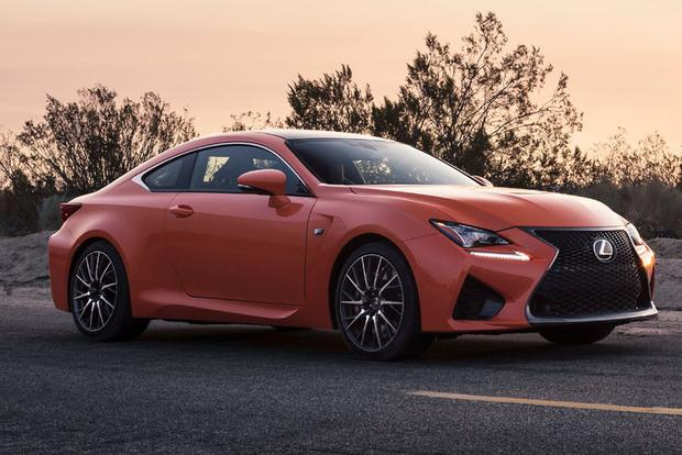2015 Lexus RC F: New Car Review featured image large thumb0