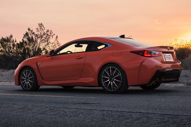2015 Lexus RC F: New Car Review featured image large thumb3