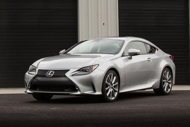 2015 Lexus RC vs. 2015 BMW 4 Series: Which Is Better? featured image large thumb11