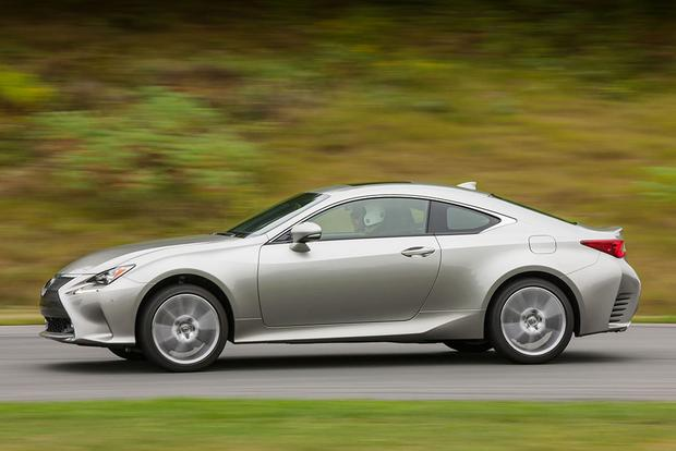 2015 Lexus RC vs. 2015 BMW 4 Series: Which Is Better? featured image large thumb1