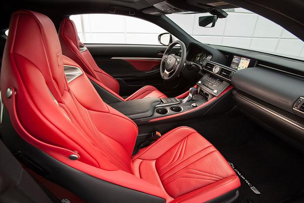 2016 Lexus RC F: New Car Review featured image large thumb4