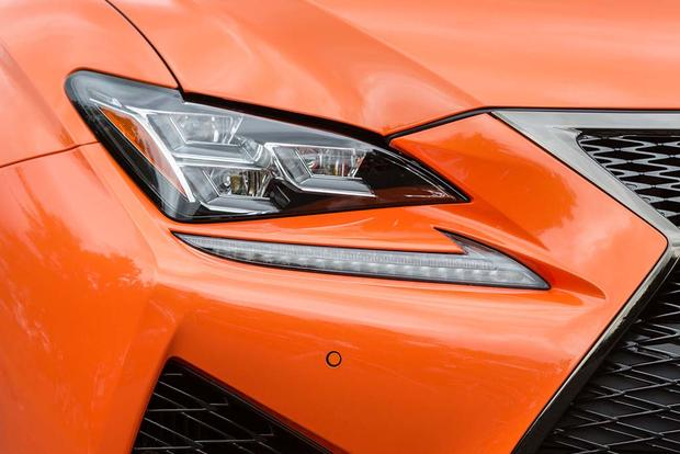 2016 Lexus RC F: New Car Review featured image large thumb5
