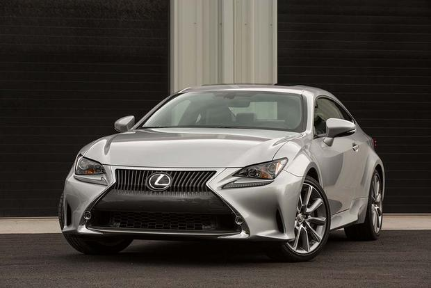 2016 Lexus RC vs. 2016 Lexus IS: What's the Difference? featured image large thumb11