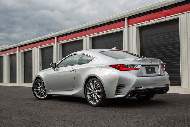 2016 Lexus RC vs. 2016 Lexus IS: What's the Difference? featured image large thumb3