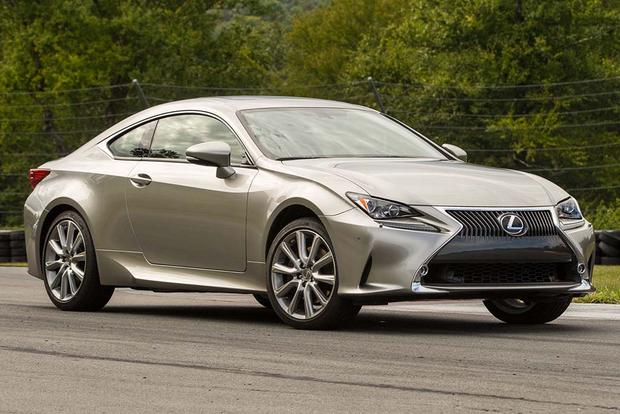 2016 Lexus RC vs. 2016 Lexus IS: What's the Difference? featured image large thumb7