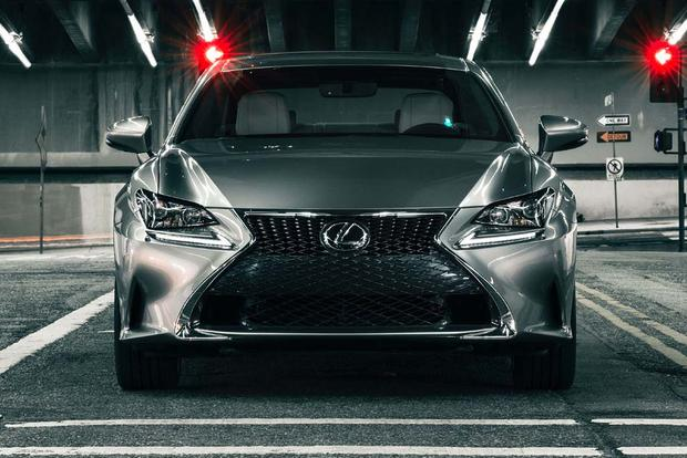 2016 Lexus RC vs. 2016 Lexus IS: What's the Difference? featured image large thumb9