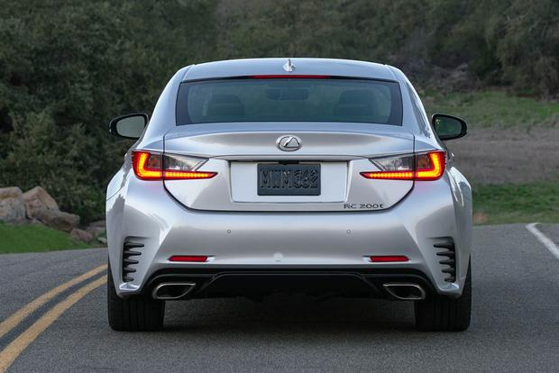 2018 Lexus RC: New Car Review featured image large thumb3
