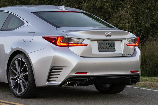 2018 Lexus RC: New Car Review featured image large thumb5