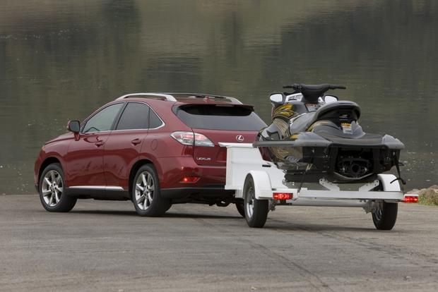 2010 Lexus RX: Used Car Review featured image large thumb4